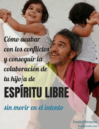 niños de espiritu libre
